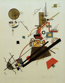 W.Kandinsky, Happy Ascent by AKG  Images