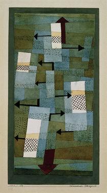 Paul Klee, Schwankendes Gleichgewicht von AKG  Images