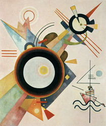 Kandinsky, Bild mit Pfeilform / 1923 von AKG  Images