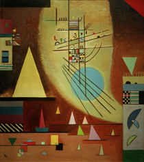 W.Kandinsky, Falling silent by AKG  Images