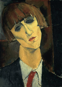 Modigliani / Madame Kisling /  um 1917 von AKG  Images