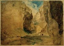 W.Turner, Gordale Scar by AKG  Images