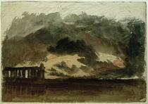 W.Turner, Paestum im Gewitter by AKG  Images