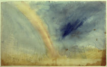 W.Turner, Der Regenbogen von AKG  Images