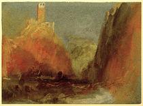 W.Turner, Die Mosel(?) by AKG  Images