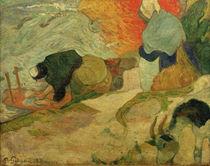Gauguin / Laundrywomen / Roubine-du-Roi by AKG  Images