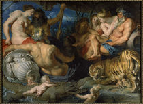 P.P.Rubens, Die vier Weltteile von AKG  Images