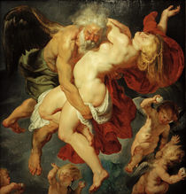 P.P.Rubens, Boreas Abducts Oreithyia by AKG  Images