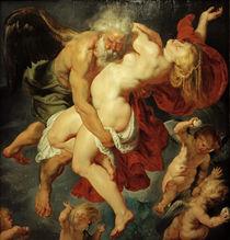 P.P.Rubens, Boreas entführt Oreithyia von AKG  Images