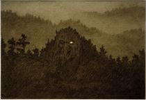 Theodor Kittelsen, Waldtroll von AKG  Images