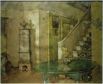 """G.Munthe, Interieur von """"Leveld"""". Der Eingang von AKG  Images"""