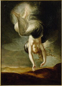 Fuseli / Titania finds the magic Ring by AKG  Images