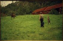 E.Werenskiold, Das Pferd tränken von AKG  Images