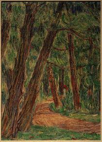 Chr. Rohlfs, Waldweg von AKG  Images