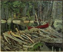 J.E.H.MacDonald, Beaver Dam von AKG  Images