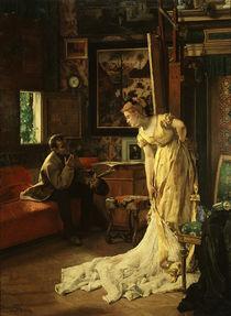 Alfred Stevens, Das Atelier von AKG  Images