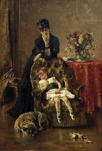 A.Stevens, Das schlafende Kind von AKG  Images