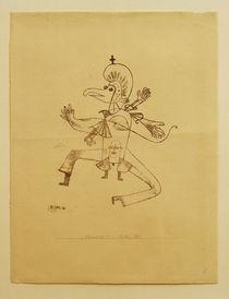 P.Klee, Narretei / 1922 von AKG  Images