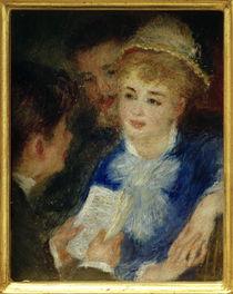 A.Renoir, Leseprobe by AKG  Images