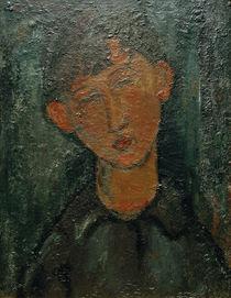 A.Modigliani, Der Schüler by AKG  Images