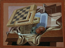 J.Gris, Basket And Sink, 1925 by AKG  Images