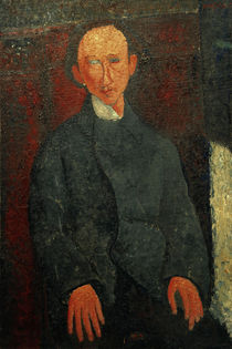 Pinchus Krémègne / Amadeo Modigliani by AKG  Images
