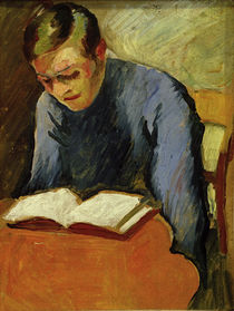 Helmuth Macke / Portrait / Macke by AKG  Images