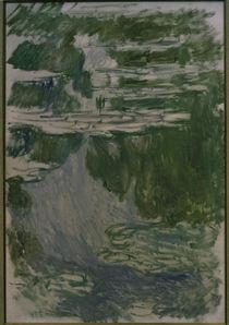 Claude Monet, Studie für Seerosen von AKG  Images