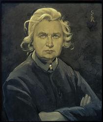 Ottilie W. Roederstein / Selbstbildnis 1926 by AKG  Images
