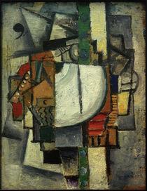 K.Malewitsch, Kubofuturistische Komposition mit Piano von AKG  Images