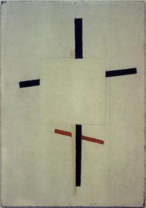 K.Malewitsch, Suprematismus des Geistes by AKG  Images
