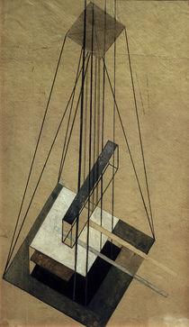 G.Klucis, Architektonische Studie von AKG  Images