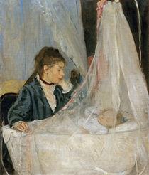 B.Morisot, Die Wiege (Edma und Blanche) von AKG  Images