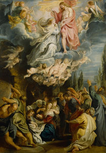 P.P.Rubens, Assumption of Mary by AKG  Images