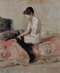 H. de Toulouse-Lautrec, Nude study by AKG  Images
