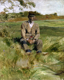 Toulouse-Lautrec, Worker in Céleyran / 1882 by AKG  Images