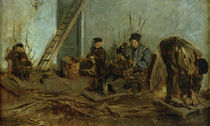 Max Liebermann / The Basketweaver by AKG  Images