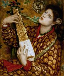 D.G.Rossetti, Ein Weihnachtslied von AKG  Images