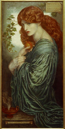 Dante Gabriel Rossetti, Proserpina von AKG  Images
