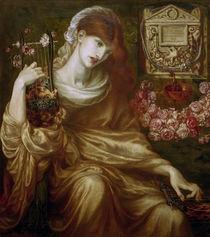 D.G.Rossetti / Roman Widow. by AKG  Images