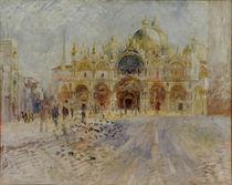 Renoir / St. Mark's, Venice / 1881 by AKG  Images