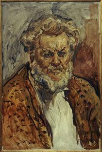 Max Slevogt, Selbstbildnis 1930/31 von AKG  Images