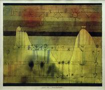 Paul Klee, Dünenlandschaft, 1924 von AKG  Images