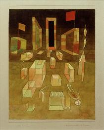 P.Klee, Nichtkomponiertes im Raum, 1929 von AKG  Images