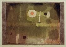 Paul Klee, Physiognomie der Trübe, 1924 von AKG  Images