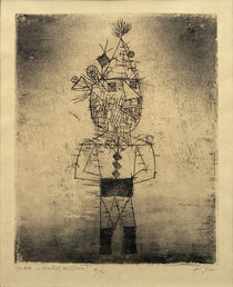 P.Klee, Stachel der Clown / 1931 by AKG  Images