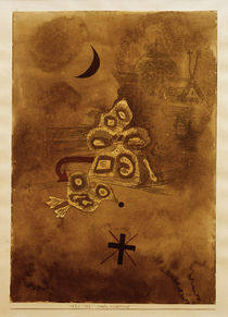 P.Klee, Seelen Wanderung / 1933 by AKG  Images