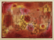 P.Klee, Geplante Bauten / 1922 by AKG  Images