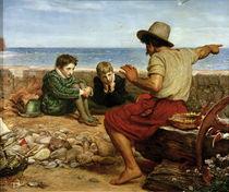 Kindheit Raleighs / Gem. v. Millais von AKG  Images