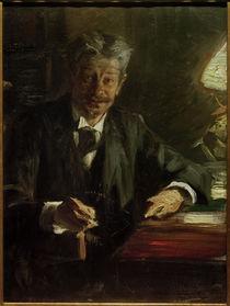 Georg Brandes / Gemälde von P. S. Kröyer von AKG  Images